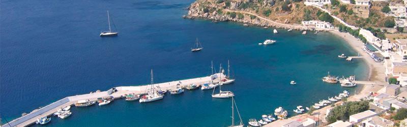 Yacht Charter Leros