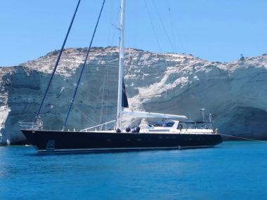 SY Amadeus - Dynamique Yachts Main
